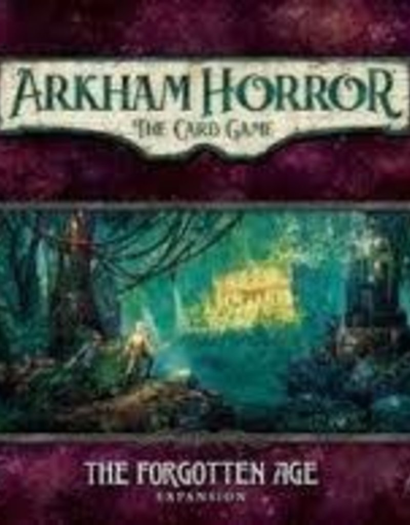 Fantasy Flight Games Arkham Horror LCG: Ext. Return To The Forgotten Age (EN)