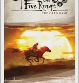 Fantasy Flight Games Legend Of The Five Rings LCG: Campaigns Of Conquest Dynasty Pack (EN)