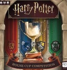 USAopoly Harry Potter: House Cup Competition (EN) (Commande Spéciale)