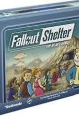 Fantasy Flight Games Fallout Shelter: Le Jeu De Plateau (EN)