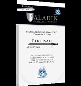 NSKN Games Paladin-Percival «Standard/CCG» 63.5mm X 89mm / 55 Sleeves