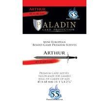 Paladin-Arthur «Mini European» 45mm X 68mm / 55 Sleeves