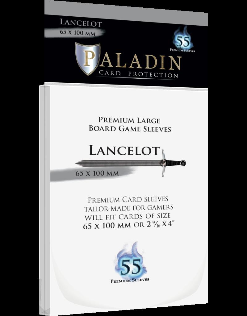 NSKN Games Paladin-Lancelot «Large Board Game» 65mm X 100mm / 55 Sleeves