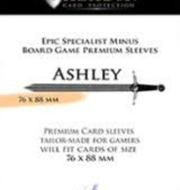 NSKN Games Paladin-Ashley «Epic Specialist Minus» 76mm X 88mm / 55 Sleeves