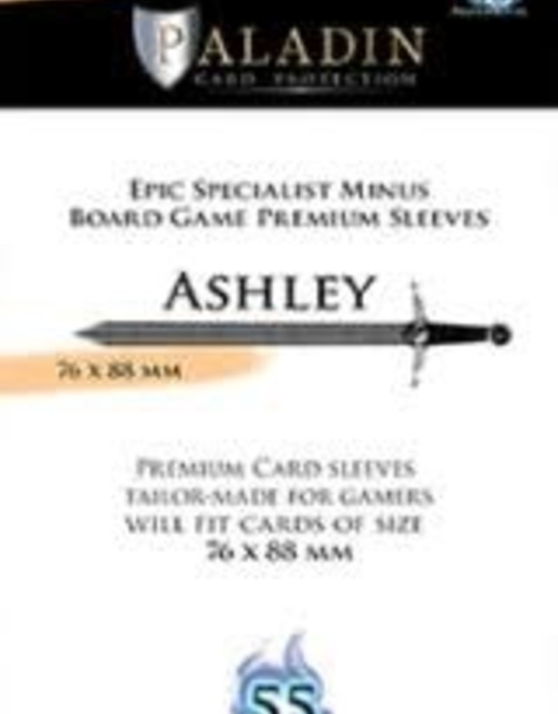 NSKN Games 867 Sleeve Ashley «Epic Specialist Minus» 76mm X 88mm / 55 Paladin