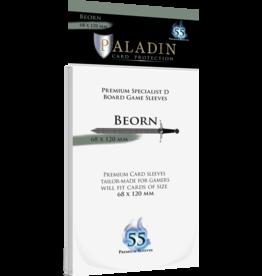 NSKN Games Paladin-Beorn «Premium Specialist D» 68mm X 120mm / 55 Sleeves