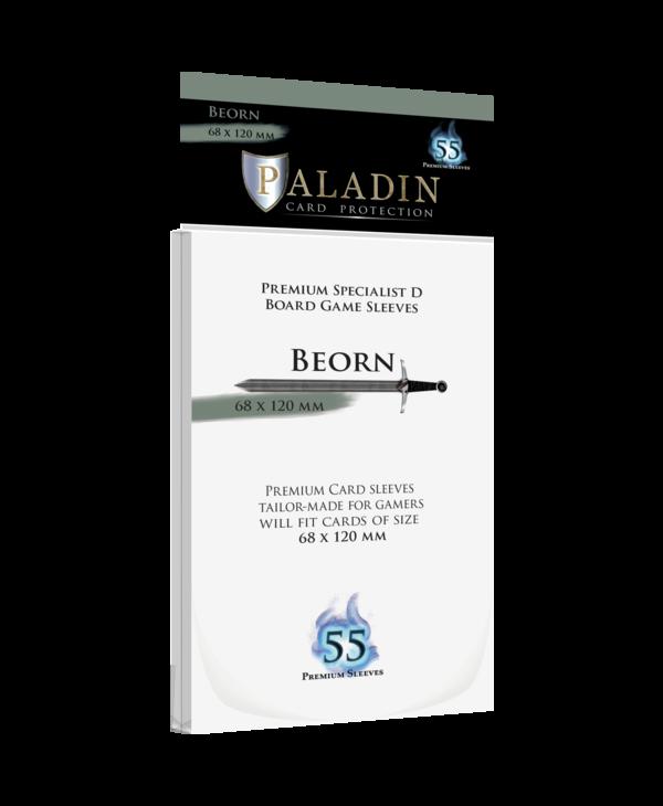 Paladin-Beorn «Premium Specialist D» 68mm X 120mm / 55 Sleeves
