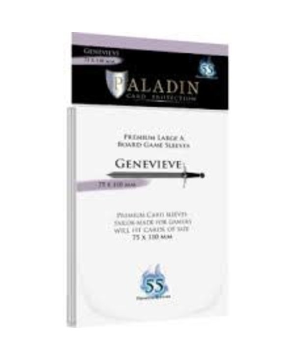 Paladin-Genevieve «Premium Large A» 75mm X 110mm / 55 Sleeves
