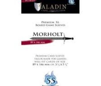 Paladin-Morholt «XL» 89mm X 146mm / 55 Sleeves