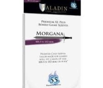 Paladin-Morgana «XL Plus» 101.5mm X 153mm / 55 Sleeves