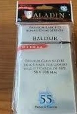 NSKN Games Paladin-Baldur «Large D» 58mm X 108mm / 55 Sleeves