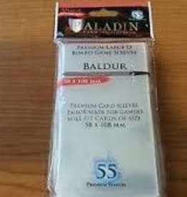NSKN Games Paladin-Baldur «Large D» 58mm X 108mm / 55 Sleeves