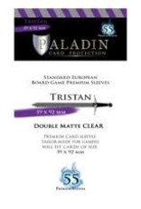 NSKN Games 423 Sleeve Tristan «Standard European» 59mm X 92mm / 55 Paladin