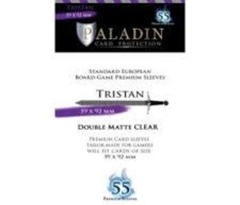 Paladin-Tristan «Standard European» 59mm X 92mm / 55 Sleeves