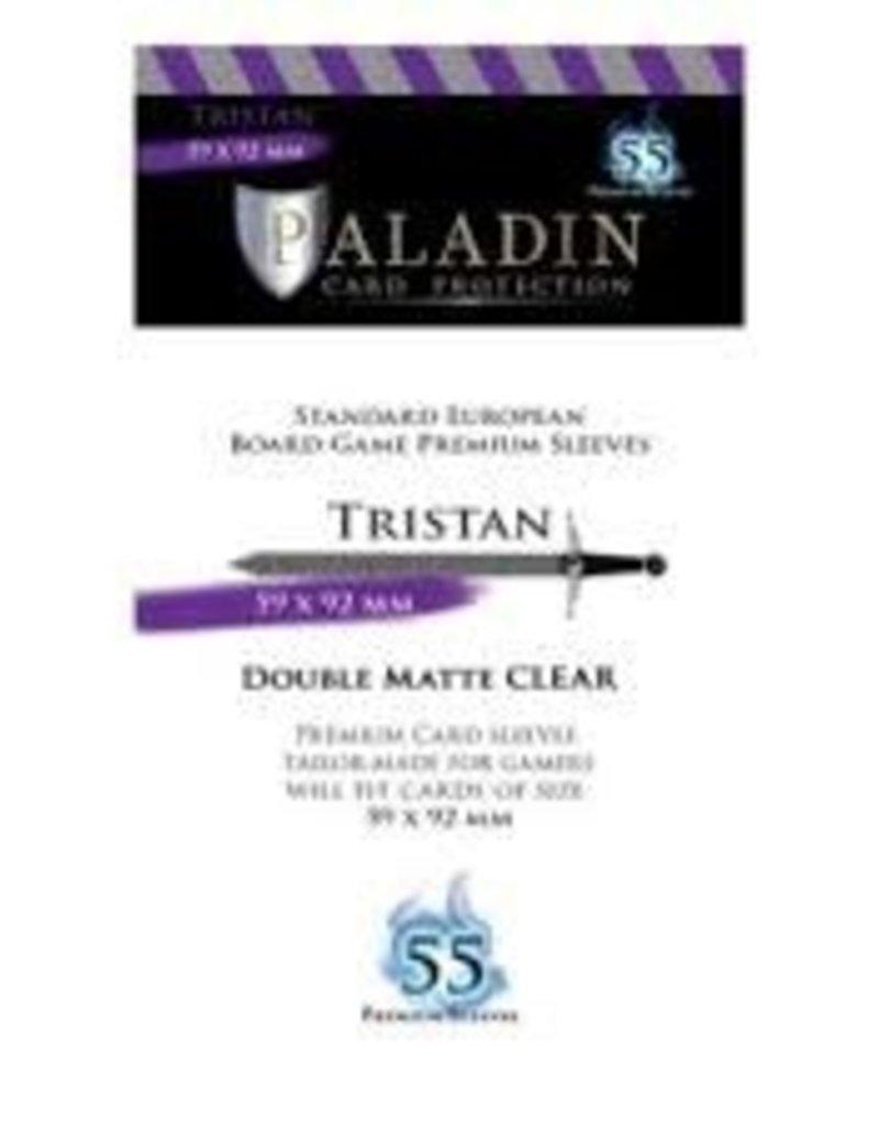 NSKN Games Paladin-Tristan «Standard European» 59mm X 92mm / 55 Sleeves