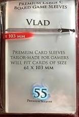 NSKN Games Paladin-Vlad «Large C» 61mm X 103mm / 55 Sleeves