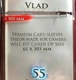 NSKN Games Paladin-Vlad «Large C» 61mm X 103mm / 55 Sleeves