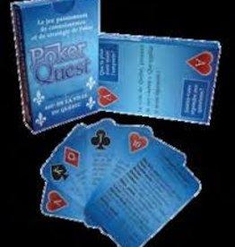 Poker Quest édition Québec (FR) Usagé