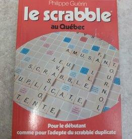 Livre Le Scrabble au Québec (VF) Usagé
