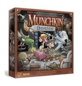 Edge Entertainment Munchkin Donjon (FR)