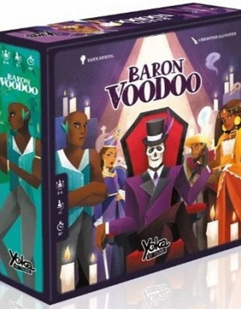 Lucky Duck Games Baron Voodoo (EN)