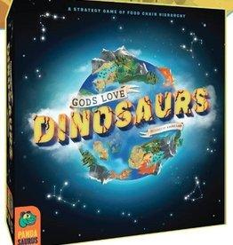 Pandasaurus Précommande: Gods Love Dinosaurs (EN) Oct 2020