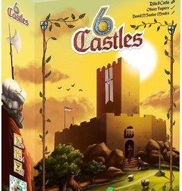 Pythagoras Précommande: 6 Castles (EN) Nov 2020
