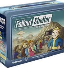 Fallout Shelter: Le Jeu De Plateau (EN) (boite endommagée)