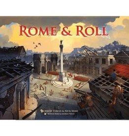 Super Meeple Précommande: Rome & Roll (FR)