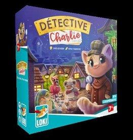 Loki Games Précommande: Detective Charlie (FR) 14 septembre 2020