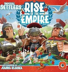 Portal Games Imperial Settlers: Ext. Rise Of The Empire (EN)