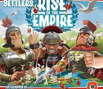 Imperial Settlers: Ext. Rise Of The Empire (EN)