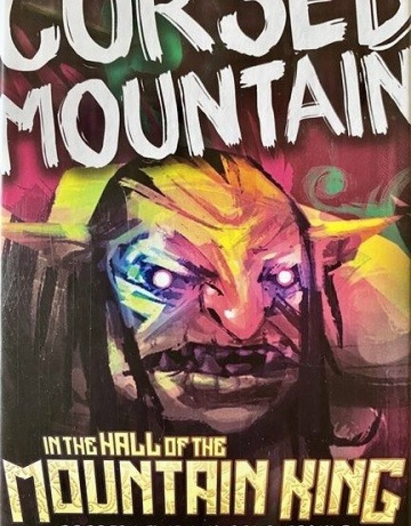 Burnt Island Games In The Hall Of The Mountain King: Ext. Cursed (EN)