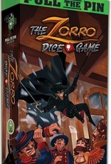 Pull the Pin Games The Zorro Dice Game (EN)