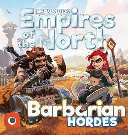 Portal Games Imperial Settlers: Empires Of The North Ext. Barbarian Hordes (EN)