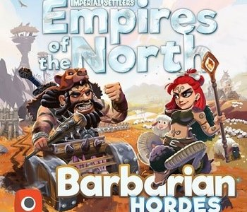 Imperial Settlers: Empires Of The North Ext. Barbarian Hordes (EN)