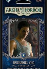 Fantasy Flight Games Arkham Horror LCG: Ext. Nathaniel Cho Investigator Deck (EN)