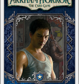 Fantasy Flight Games Arkham Horror LCG: Ext. Nathaniel Cho Investigator Deck (EN)