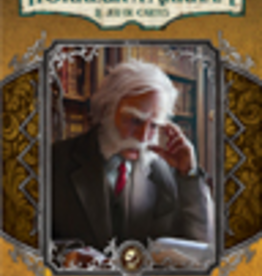 Fantasy Flight Games Horreur A Arkham JCE: Ext. Harvey Walters Deck Investigateur (FR)