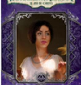 Fantasy Flight Games Horreur A Arkham JCE: Ext. Jacqueline Fine Deck Investigateur (FR)