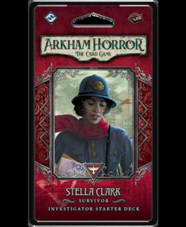 Arkham Horror LCG: Ext. Stella Clark Investigator Deck (EN)