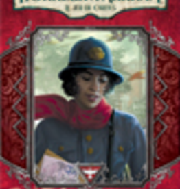 Fantasy Flight Games Horreur A Arkham JCE: Ext. Stella Clark Deck Investigateur (FR)