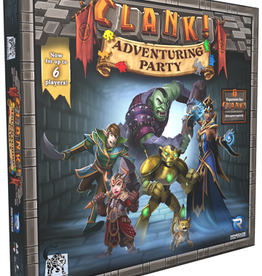 Renegade Game Studios Précommande: Clank! Ext. Adventuring Party (EN) 16 Septembre 2020
