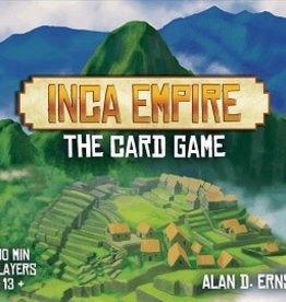 DPH Games Précommande: Inca Empire: The Card Game (EN) 20 Septembre 2020