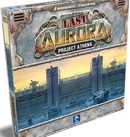 Ares Games Précommande: Last Aurora: Ext. Project Athena (EN) 15 Septembre 2020