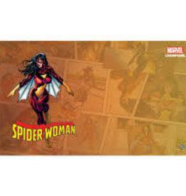 Fantasy Flight Games Précommande: Marvel Champions LCG: Spider-Woman Game Mat (EN) Septembre 2020
