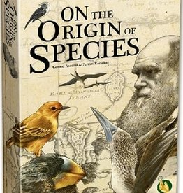 Genius Games Précommande: On The Origin OF Species (EN) 15 Septembre 2020