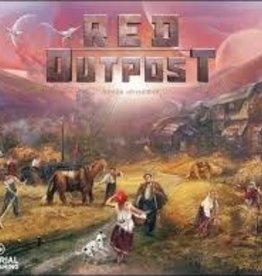 Lifestyle Boardgames Précommande: Red Outpost (EN) 15 Septembre 2020