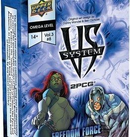 Upper Deck Précommande: VS System 2PCG: Marvel: Freedom Force (EN) 16 Sept 2020