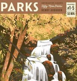 Keymaster Games Précommande: Parks (EN)